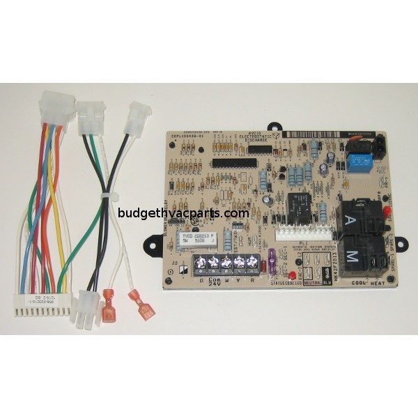 carrier circuit board 325878 751 rh budgethvacparts com carrier furnace circuit board wiring Electronic Circuit Board Kits