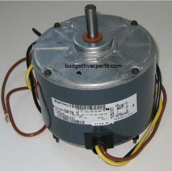 Carrier condenser fan motor hc31ge232 for Motor carrier number lookup