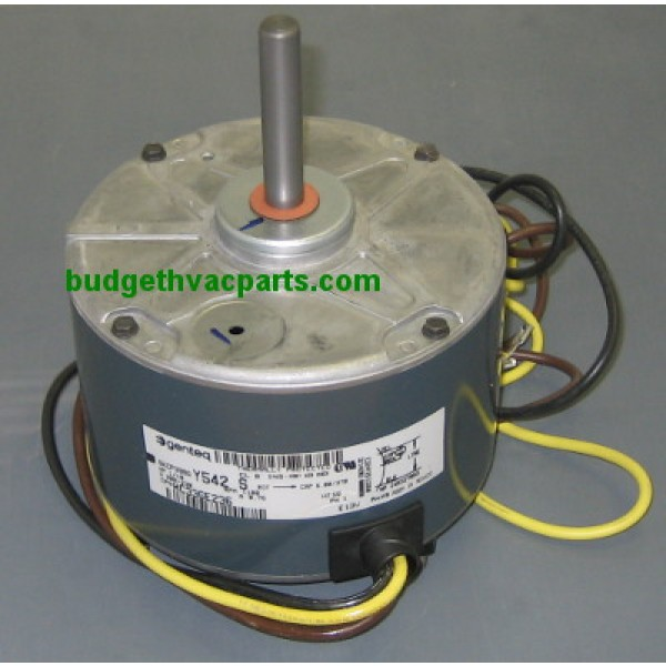 5kcp39bgy542s ge condenser fan motor for Ge electric motors catalog