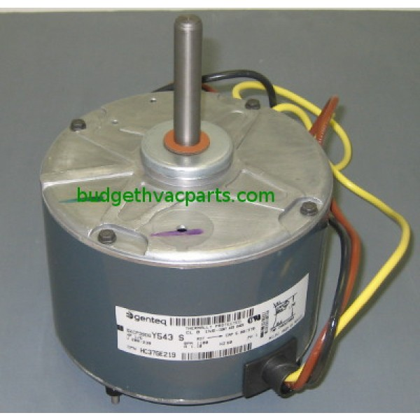 Ge condenser fan motor 5kcp39dgy543s for Ge electric motors catalog