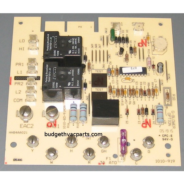 hh84aa021 carrier circuit board hh84aa021 Bryant 398AAZ Manual at nearapp.co