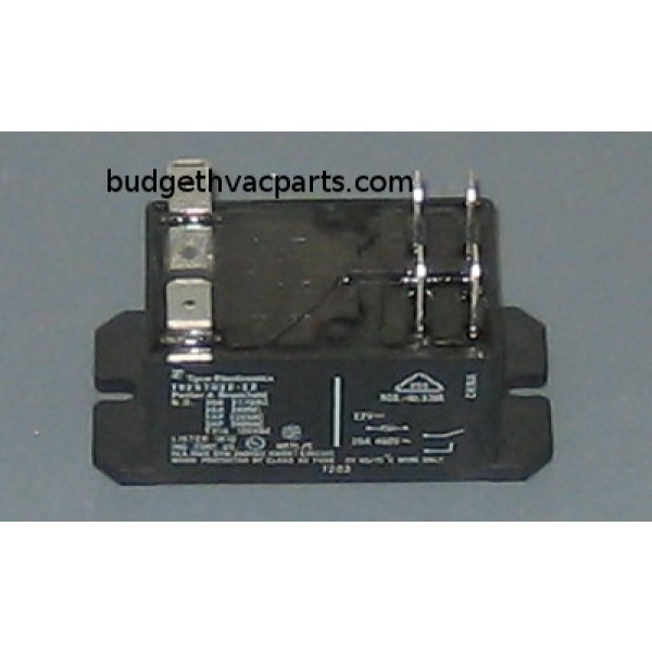 Tyco relay t92s7d22 22 for Carrier comfort 92 inducer motor