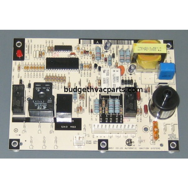 carrier control board. carrier ignition control board lh33wp003