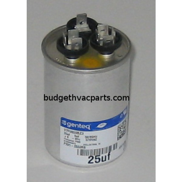 Carrier Dual Capacitor P291 2553rs