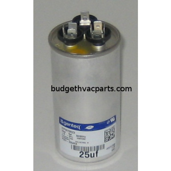 Carrier Dual Capacitor P291 2554rs